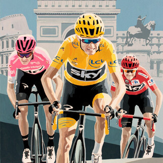 Froome's Triple Success